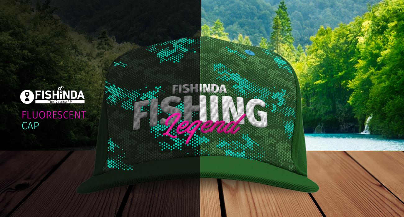 fishinda cap