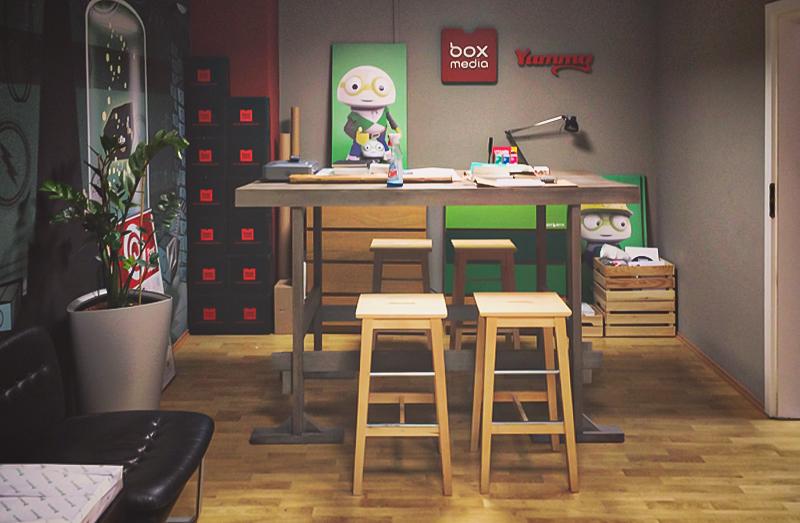 boxmedia HQ